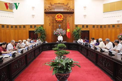 Menciptakan syarat bagi Asosiasi Pendidikan dan Perawatan Kesehatan Masyarakat Vietnam untuk terus berkembang - ảnh 1