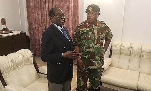 Zimbabwe: Partai yang berkuasa  berseru kepada Presiden Robert Mugabe  supaya meletakkan jabatan - ảnh 1