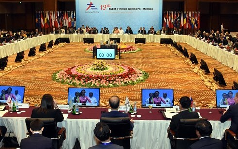 Vietnam memberikan sumbangan aktif pada aktivitas-aktivitas  ASEM - ảnh 1