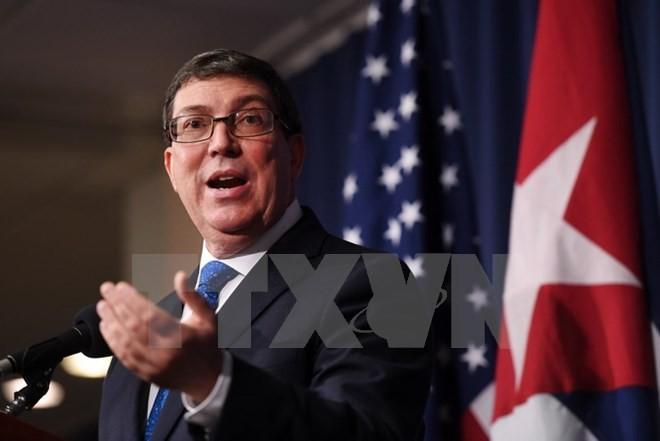 Kuba  menyerukan perdamaian dan stabilitas di semenanjung Korea - ảnh 1