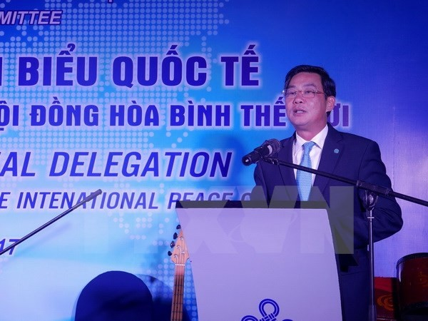 Memperketat solidaritas yang terkait dan persahabatan tradisional antara rakyat Vietnam dengan rakyat dunia - ảnh 1