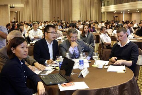 "Forum: ""Konektivitas  teknologi hijau-Pertanian  bersih"" - ảnh 1"