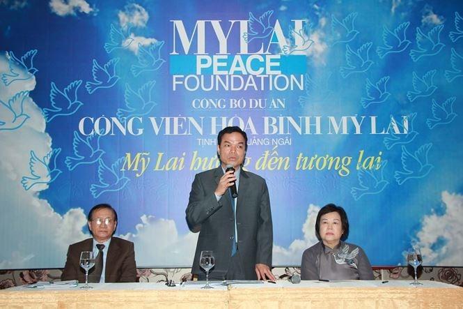 Provinsi Quang Ngai akan membangun proyek memperingati korban peristiwa massakre  My Lai - ảnh 1