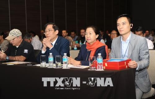 Vietnam menghadiri Kongres Serikut Buruh Pendidikan Internasional di Meksiko - ảnh 1