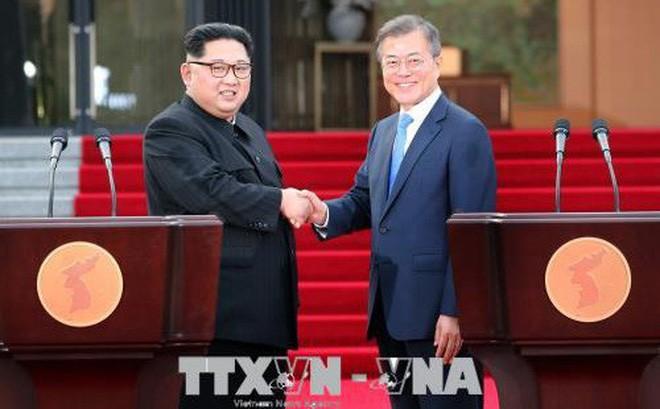 Pertemuan puncak antar-Korea: Opini umum menilai tinggi hasil pertemuan ini - ảnh 1