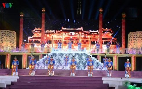 Kota Hue dan gelar kota Festival - ảnh 1