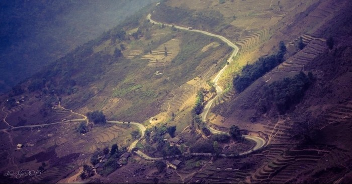 Gunung dan hutan Quan Ba  dan legenda gunung Doi - ảnh 2