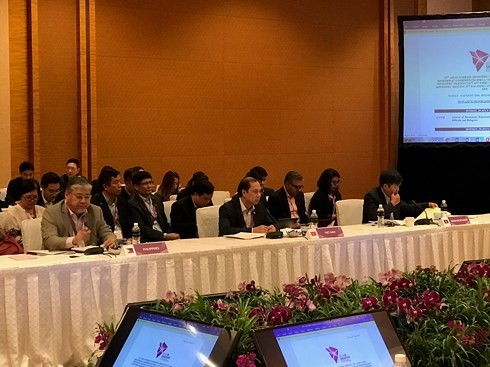 Konferensi  Konsultasi ke-24 Pejabat Senior ASEAN-Tiongkok  - ảnh 1