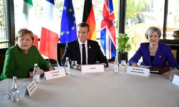 Para pemimpin G7 mengadakan KTT-Rusia menolak usulan kembali ke G7 - ảnh 1
