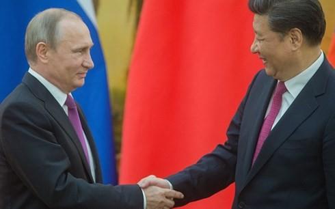 Kerjasama yang stabil dengan Tiongkok merupakan salah satu  di antara  prioritas-prioritas penting bagi Rusia - ảnh 1