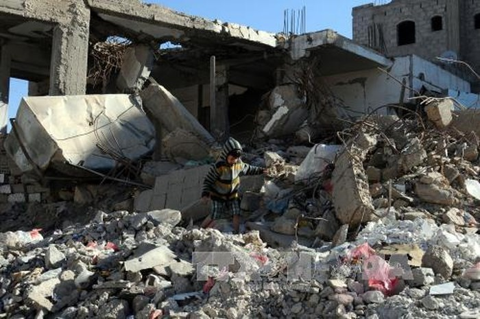 Bentrokan di Yaman: Pasukan-pasukan Pemerintah maju di dekat  pelabuhan Hodeida - ảnh 1