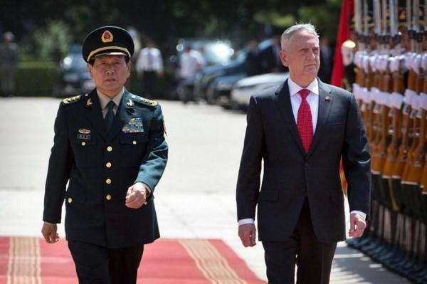 """AS dan Tiongkok  mengadakan dialog secara """"terbuka dan tulus"""" - ảnh 1"""
