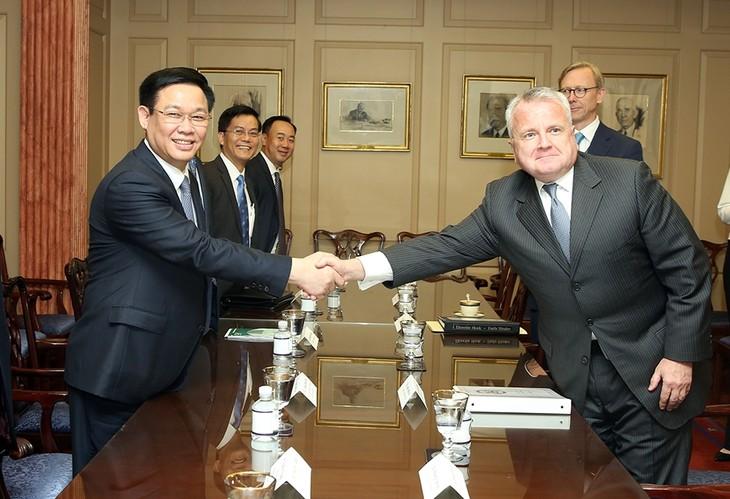 Prospek kerjasama  ekonomi antara Viet Nam dan para mitra - ảnh 1