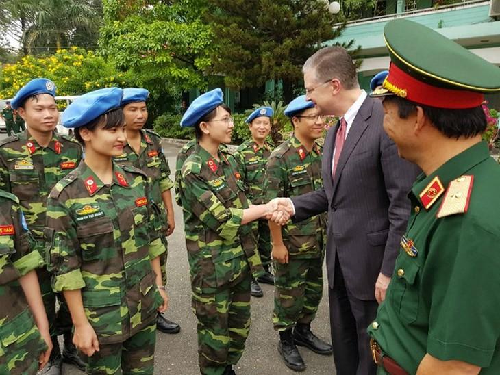 Vietnam akan berpartisipasi pada sidang  periodik ke-38 Dewan HAM PBB - ảnh 1