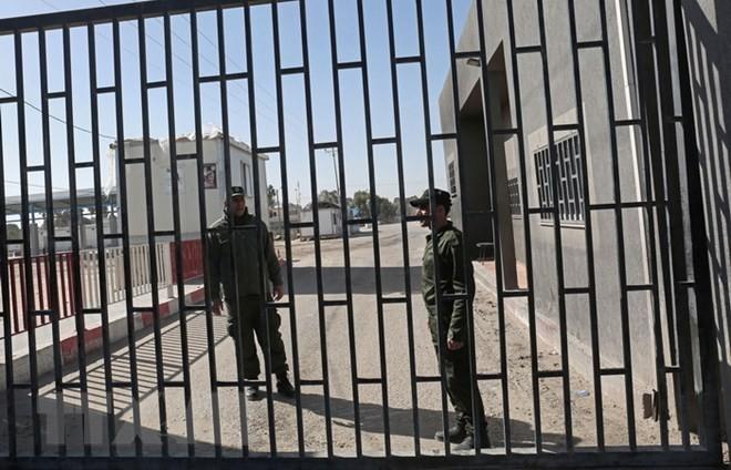 Hamas mengecam  Israel yang menutup pintu perdagangan dengan Jalur Gaza - ảnh 1