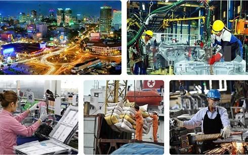 Tenaga pendorong pertumbuhan  bagi perkembang ekonomi selama 6 bulan akhir tahun - ảnh 1