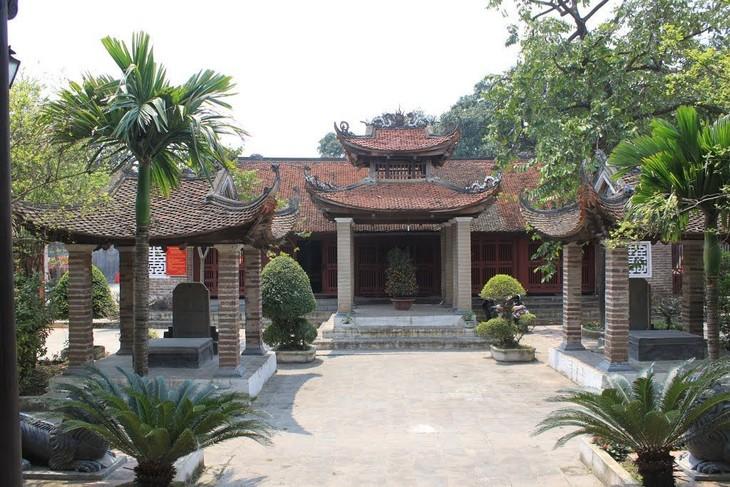 Kuil Chem - Situs peninggalan sejarah nasional istimewa - ảnh 1