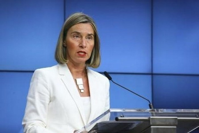 ASEAN dan Uni Eropa mendorong kerjasama menghadapi bahaya perang dagang global - ảnh 1