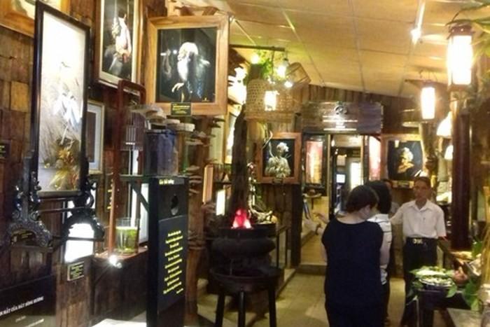 Museum Seni Menyulam  yang pertama di Kota Hue - ảnh 1