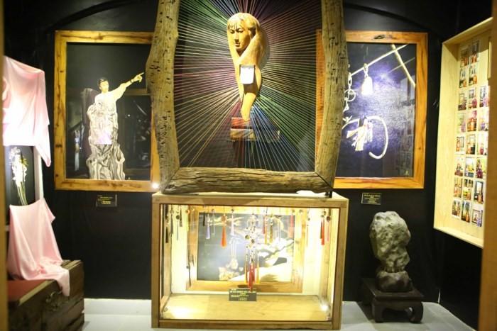 Museum Seni Menyulam  yang pertama di Kota Hue - ảnh 2