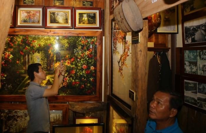 Museum Seni Menyulam  yang pertama di Kota Hue - ảnh 3