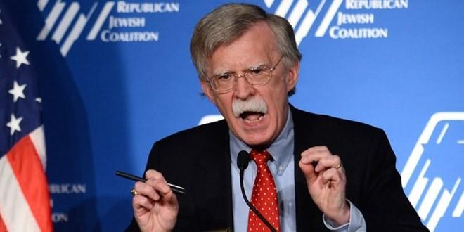 """Penasehat keamanan nasional John Bolton: AS """"tidak memimpikan"""" permufakatan nuklir terhadap RDRK - ảnh 1"""