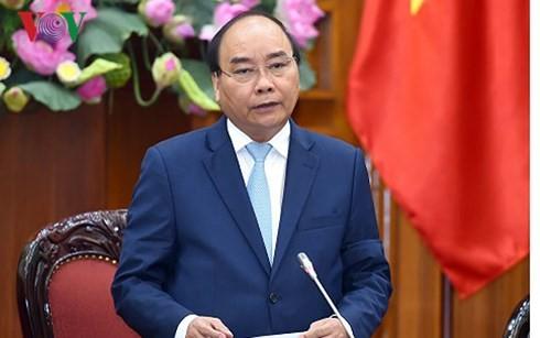 PM Viet Nam, Nguyen Xuan Phuc  menerima Asosiasi  Korban Agen Oranye/Dioxin Viet Nam - ảnh 1