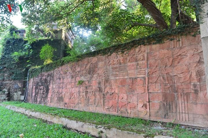 Benteng kuno Son Tay-Situs peninggalan sejarah  yang unik di Ibukota Ha Noi - ảnh 2