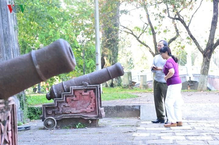 Benteng kuno Son Tay-Situs peninggalan sejarah  yang unik di Ibukota Ha Noi - ảnh 3
