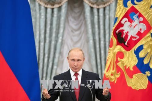 Presiden Rusia menyatakan menciptakan terobosan sains merupakan prioritas primer dari negara ini - ảnh 1