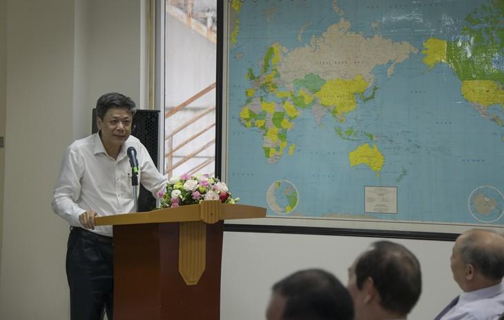 VOV5  memperingati HUT ke-73 Hari siaran luar negeri yang pertama - ảnh 1