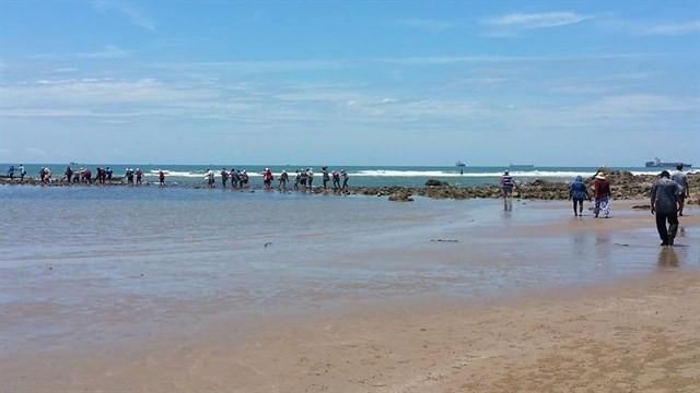 Festival  Laut Ba Ria-Vung Tau- kental dengan  aroma laut - ảnh 1