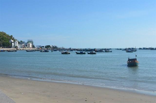 Festival  Laut Ba Ria-Vung Tau- kental dengan  aroma laut - ảnh 3
