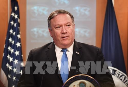AS menegaskan terus melaksanakan sanksi-sanksi PBB terhadap RDRK - ảnh 1