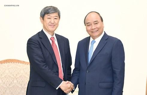 PM Viet Nam, Nguyen Xuan Phuc: JICA memberikan sumbangan besar pada hubungan kerjasama  Viet Nam-Jepang - ảnh 1