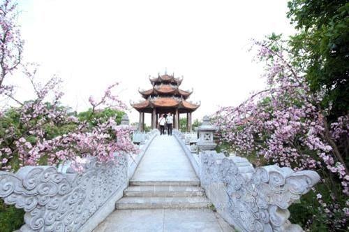 Pagoda Nom-tempat melestarikan  selar kebudayaan Viet Nam - ảnh 4