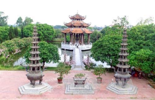 Pagoda Nom-tempat melestarikan  selar kebudayaan Viet Nam - ảnh 6