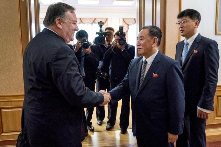 AS dan RDRK belum berencana mengadakan dialog  di sela-sela persidangan MU PBB - ảnh 1