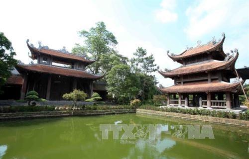 Pagoda Nom-tempat melestarikan  selar kebudayaan Viet Nam - ảnh 2