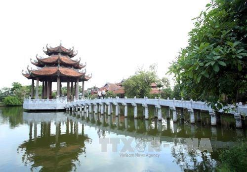 Pagoda Nom-tempat melestarikan  selar kebudayaan Viet Nam - ảnh 3