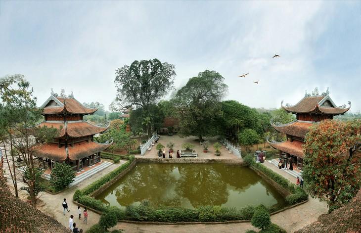 Pagoda Nom-tempat melestarikan  selar kebudayaan Viet Nam - ảnh 1