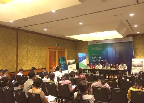 Pekan Bangunan Hijau Viet Nam 2018 - ảnh 1