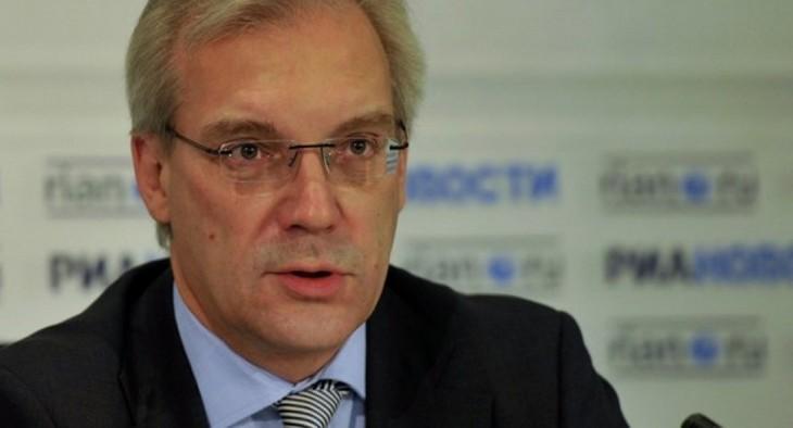 Rusia menegaskan  siap mengadakan dialog dengan NATO - ảnh 1