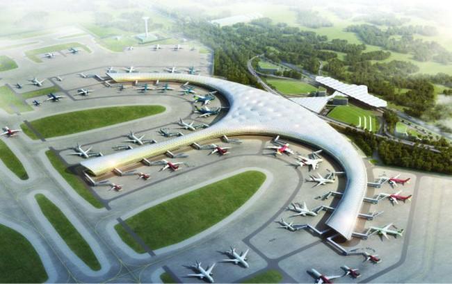 Bandara internasional Long Thanh-tenaga pendorong pengembangan ekonomi - ảnh 1