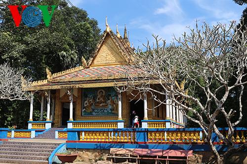 Pagoda Doi di Provinsi Soc Trang - ảnh 1