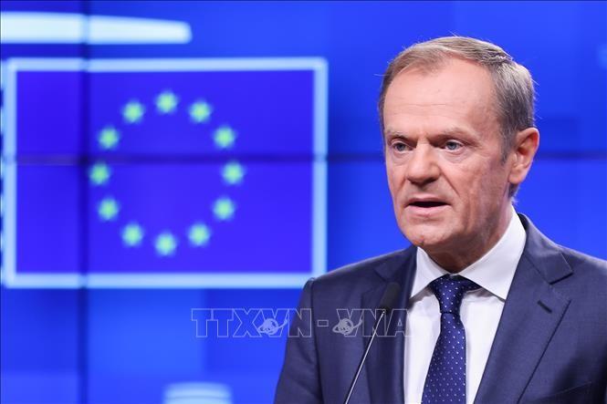 EU siap  menghadapi semua skenario  tentang masalah Brexit - ảnh 1
