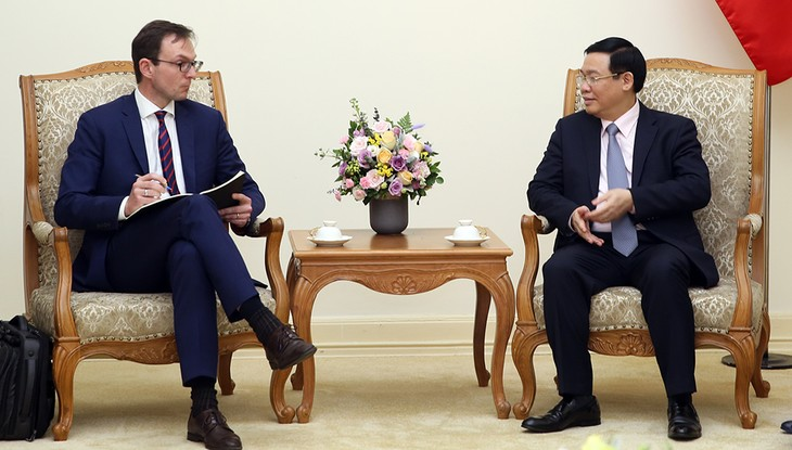 Viet Nam menghargai kerja sama dengan OECD - ảnh 1