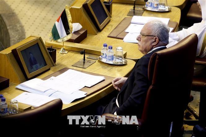 Palestina  meminta kepada PBB supaya memberikan status keanggotaan penuh pada bulan depan. - ảnh 1