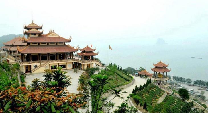 Kompleks situs peninggalan sejarah Ngoa Van-Jantung-nya  dari mazhab Buddha Truc Lam Yen Tu - ảnh 3