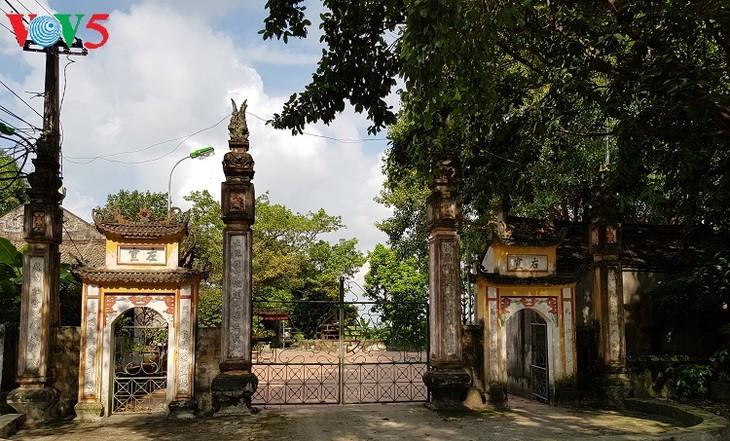 Balai desa Thuong Cung-situs peninggalan sejarah  tingkat nasional - ảnh 2